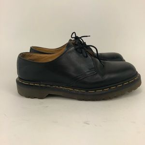 Dr Martens Leather 3 Eye Oxford Shoes 1461